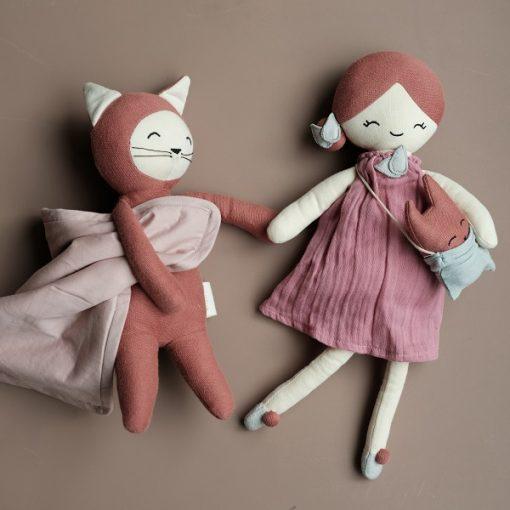 Fabelab big doll berry sfeer