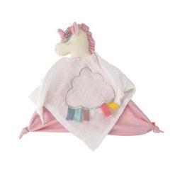 Kikadu knuffeldoekje unicorn
