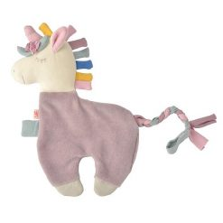 Kikadu label knuffel unicorn