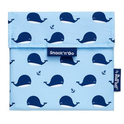 Snack'n'go whale