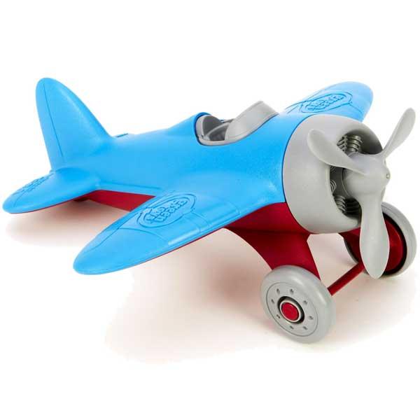 green-toys-vliegtuig