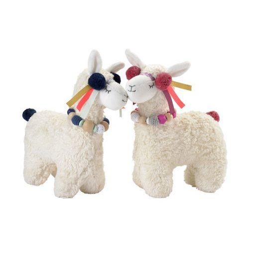 Kikadu muziekknuffels lama