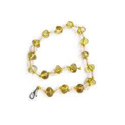 armband-barnsteen-rozenkwarts-19-0720