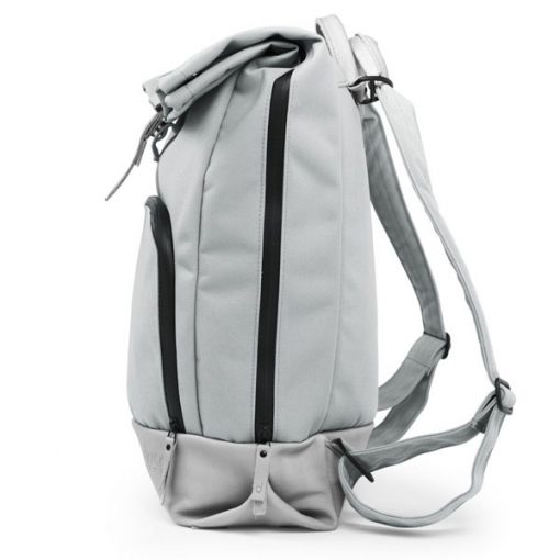dusq-family-bag-canvas-grijs-zijkant