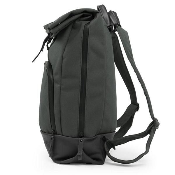 dusq-family-bag-canvas-zwart-zijkant