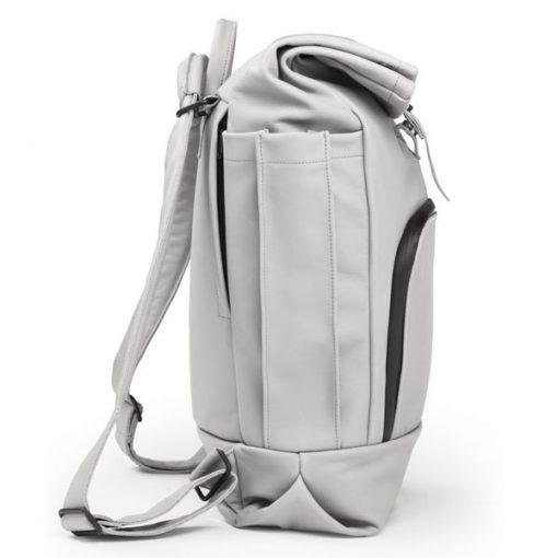 dusq-family-bag-leer-grijs-zijkant-2