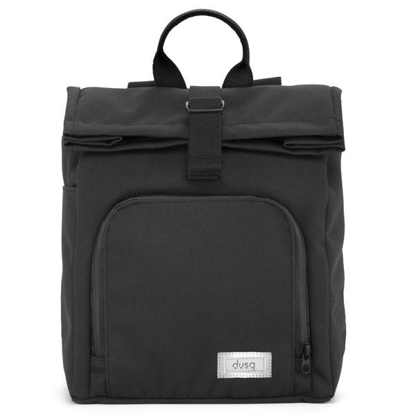 dusq-mini-bag-all-black-voorkant