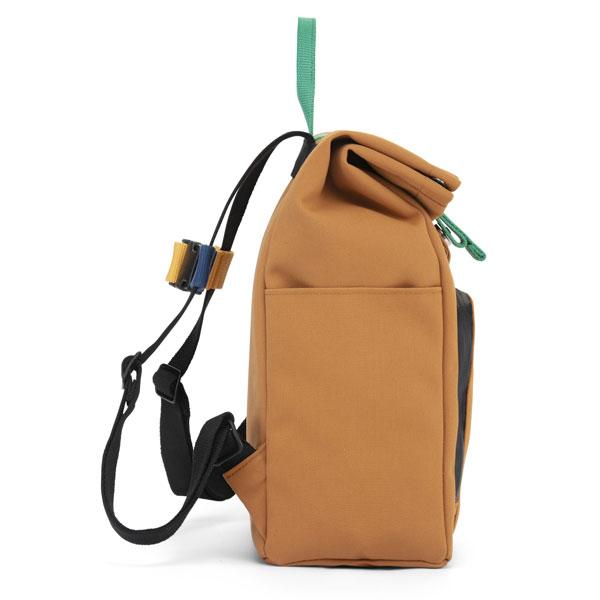 dusq-mini-bag-cognac-zijkant-2