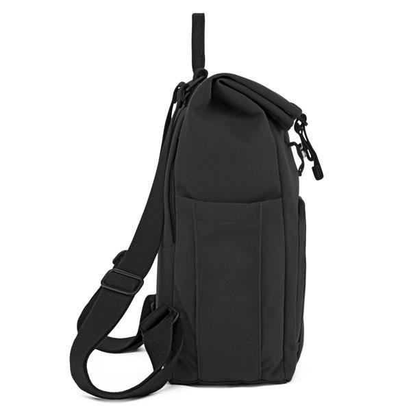 dusq-vegan-bag-zwart-zijkant-2