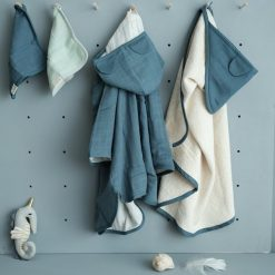 Fabelab badjas blue spruce sfeer