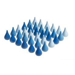 Grapat mandala drops of water