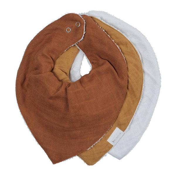 fabelab-bandana-bib-3pack-wood