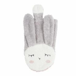 kikadu-washandje-konijn-grijs