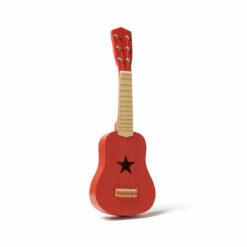 kids-concept-gitaar-rood