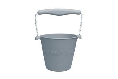 Scrunch Bucket - Duck Egg Blue