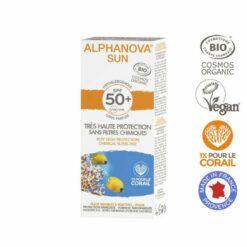 BIO SPF 50 allergische gevoelige huid - waterproof
