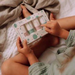 Naïf Baby mini 4 delig geschenkset
