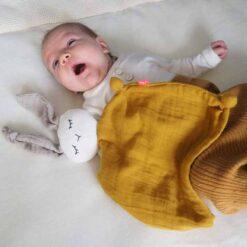Kikadu Towel doll konijn klein