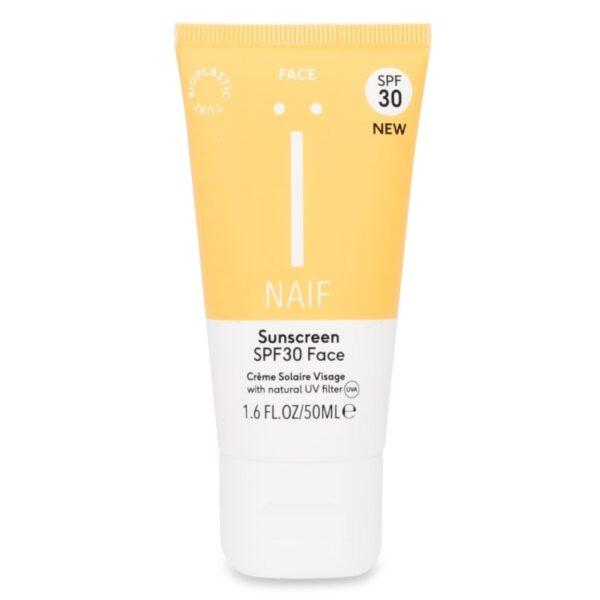 Naïf Sunscreen Face SPF30