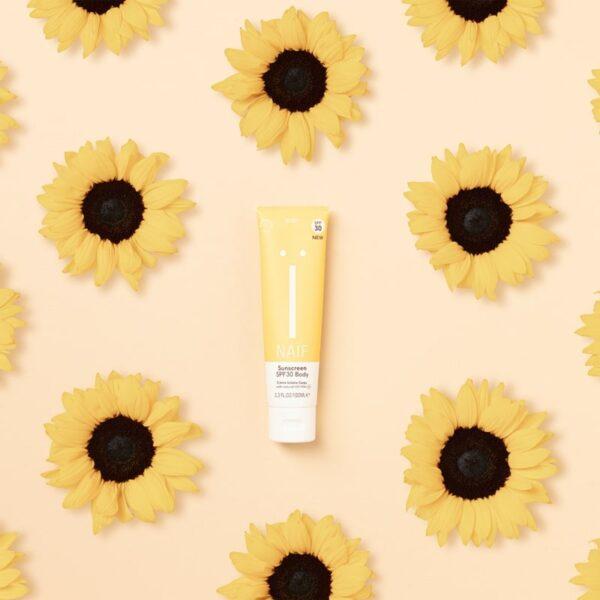 Naïf Natural Sunscreen Body SPF30
