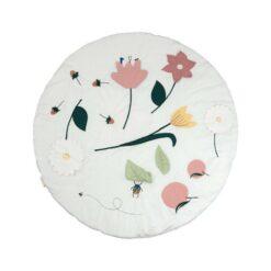 fabelab activity blanket flower