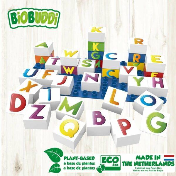 biobuddi letters