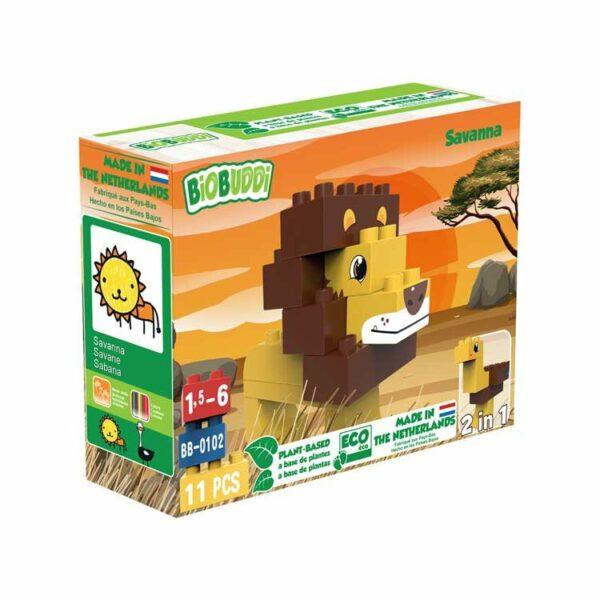 biobuddi savanna leeuw