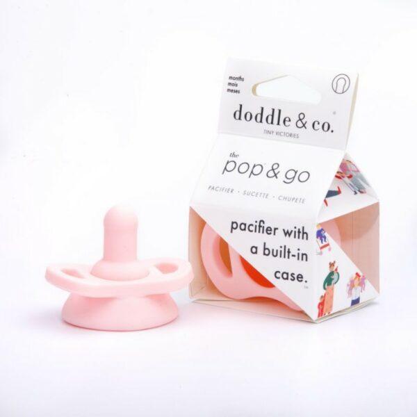 doddle & Co pop & go blush