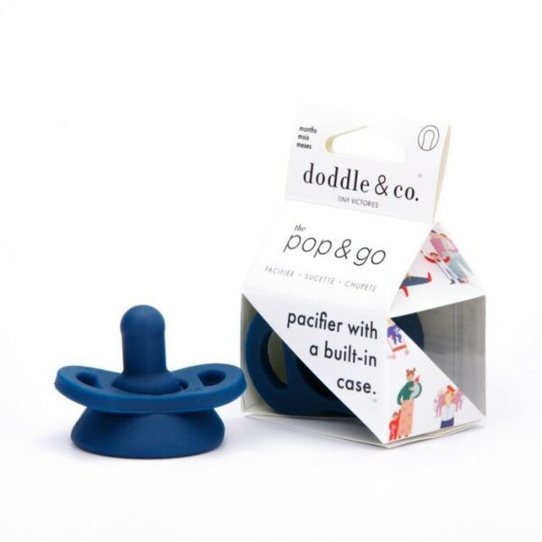 doddle & Co pop & go navy