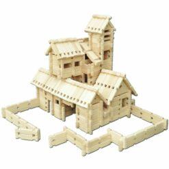 LOGO-BURG Houten speelgoed